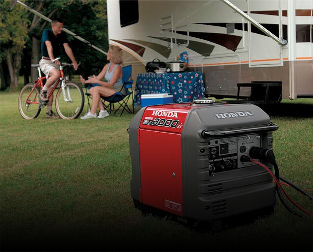 Honda Generators, Parts & Accessories | Babbitt's